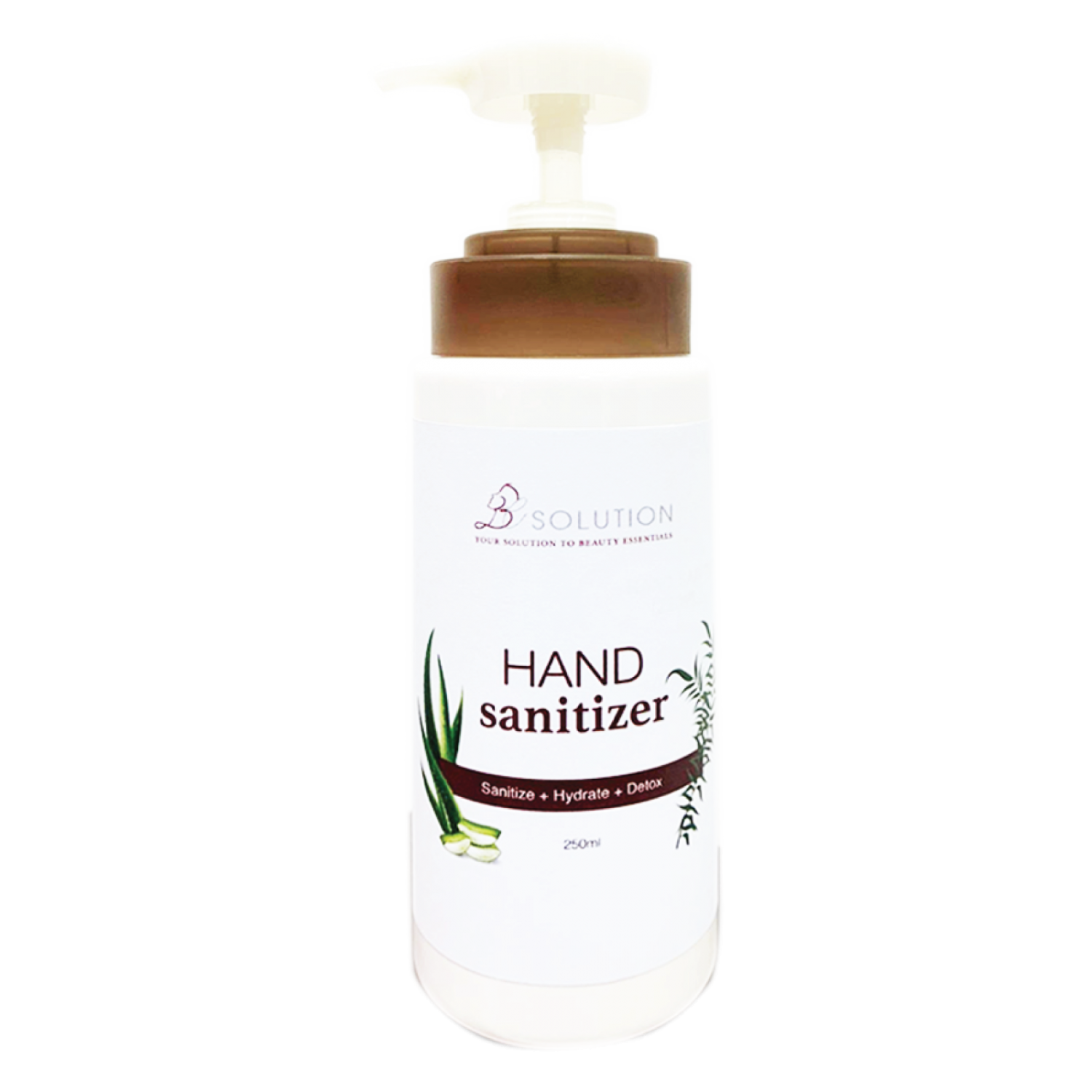 BE Hand Sanitizer