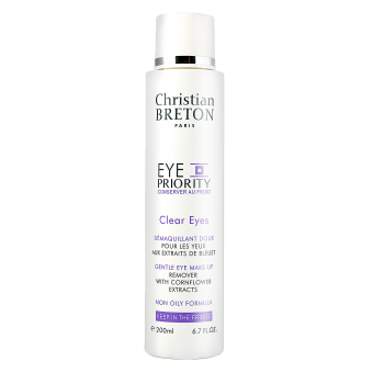 Clear Eyes - Gentle Eye Make-Up Remover