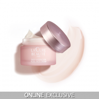 Deep Hydration Rose Face Cream